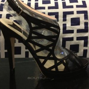 Boutique 9 NWOB Strappy Heels